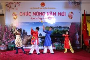 Xuân quê hương đến với cộng đồng người Việt khắp nơi