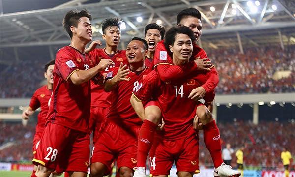 Đội tuyển Việt Nam vững ngôi số 1 Đông Nam Á