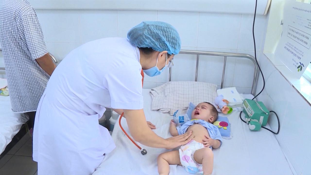 Cà Mau ghi nhận hơn 200 trường hợp mắc bệnh sởi