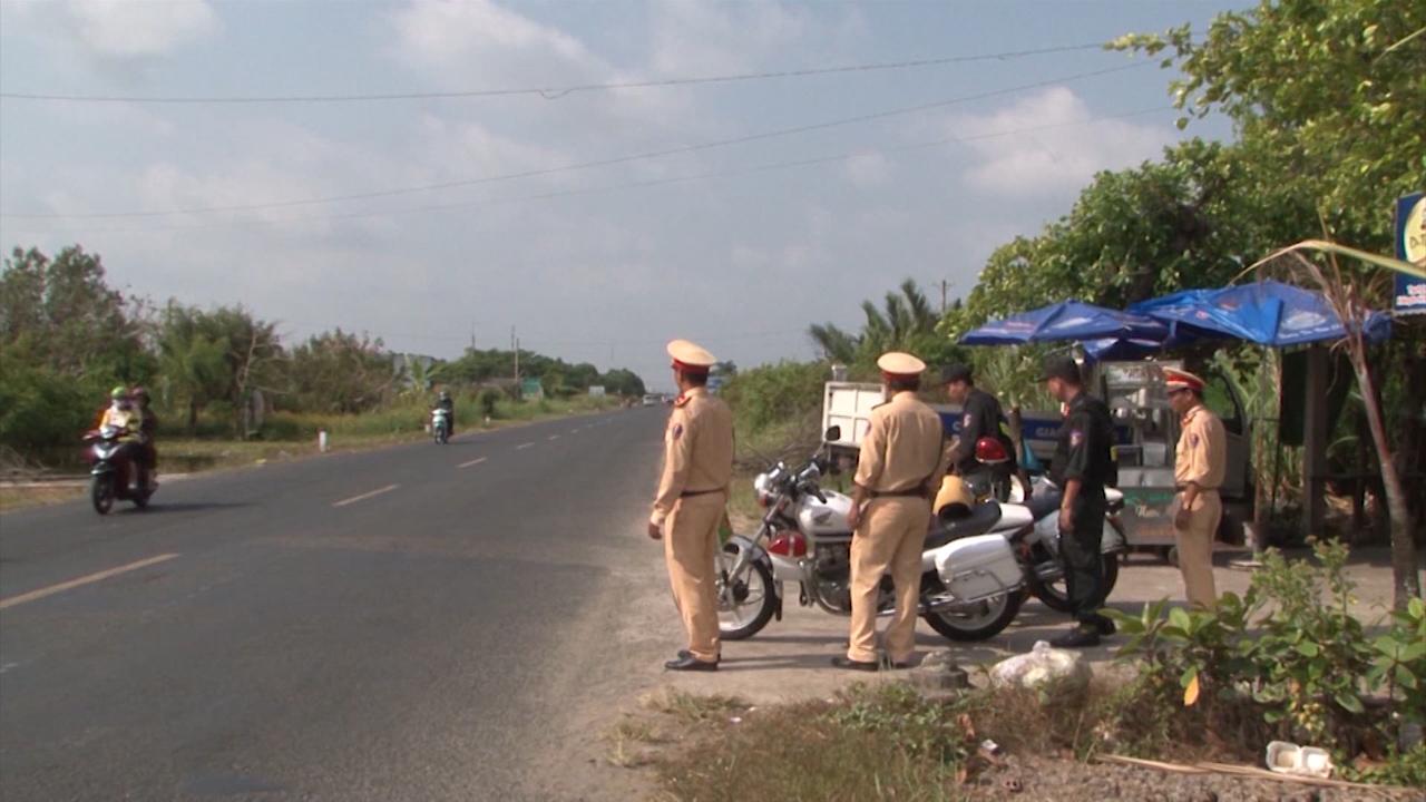 Cà Mau xảy ra 7 vụ tai nạn giao thông đường bộ trong 9 ngày Tết