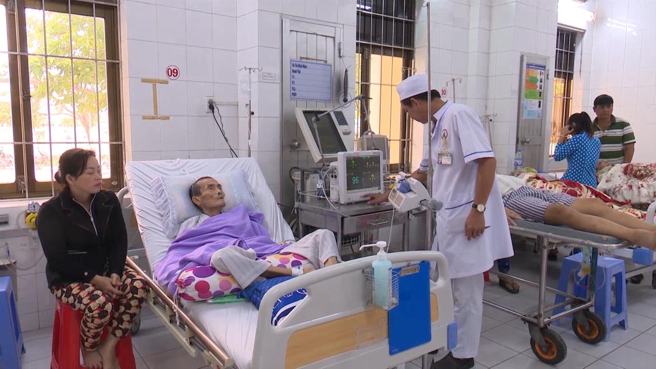 Đảm bảo trực sẵn sàng cấp cứu bệnh nhân trong dịp Tết