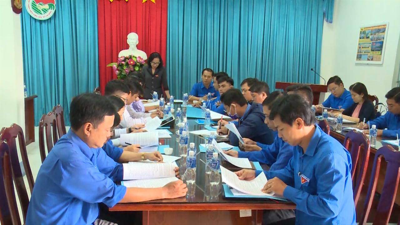 Ban Văn hoá - Xã hội HĐND tỉnh làm việc với Tỉnh đoàn Cà Mau