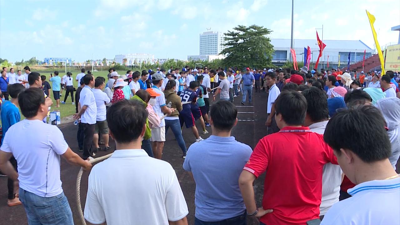 Hội thao kỷ niệm 129 năm ngày sinh Chủ tịch Hồ Chí Minh