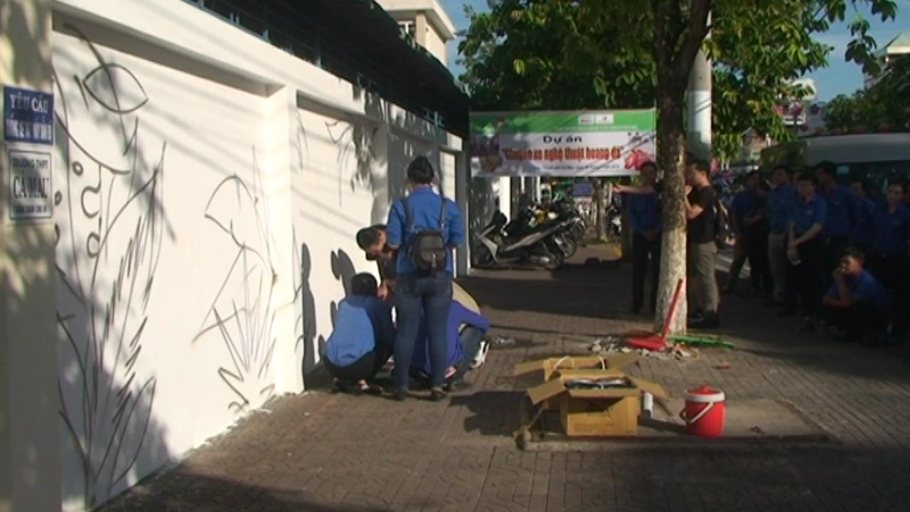 """Thành phố Cà Mau phát động dự án """"Chuyến xe nghệ thuật hoang dã"""""""