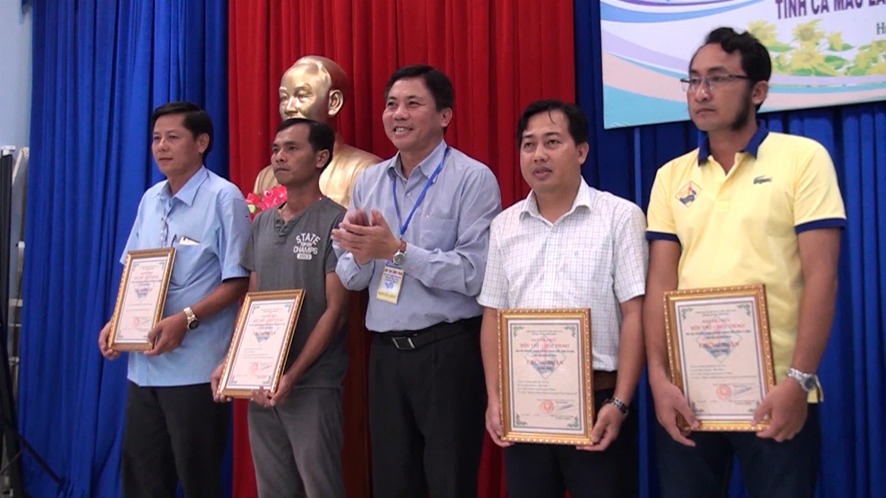 Bế mạc Hội thi - Hội thao các Đài truyền thanh huyện, thành phố