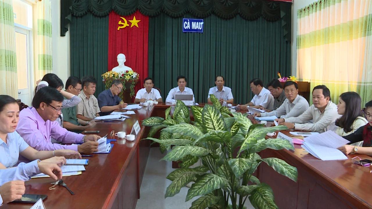Bộ Tư pháp hội nghị trực tuyến sơ kết 6 tháng đầu năm