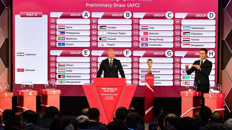 FIFA: Bảng G là bảng đấu thú vị