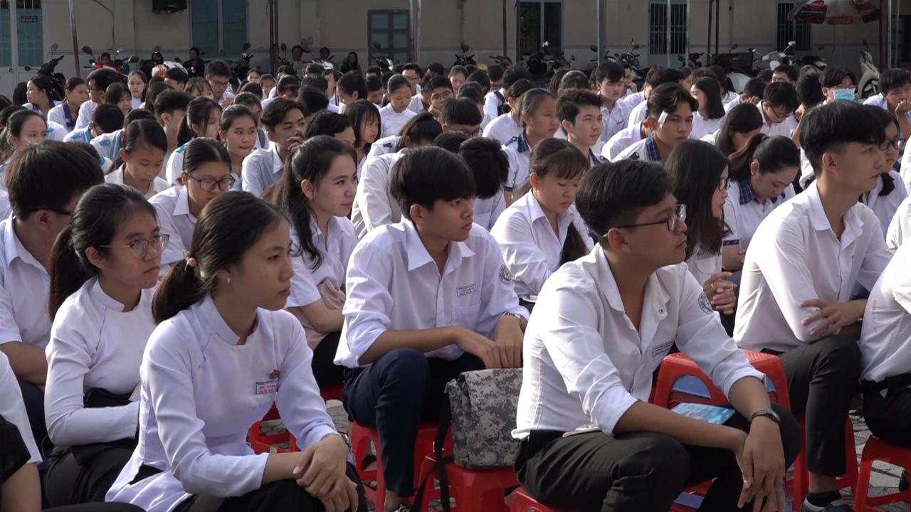 Đã có đội tuyển học sinh giỏi trung học phổ thông chuẩn bị cho kỳ thi quốc gia