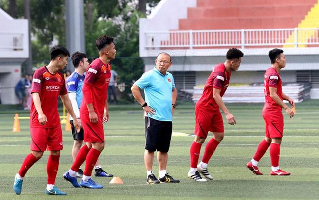 HCV bóng đá SEA Games: Áp lực lớn nhưng Đội tuyển sẽ nỗ lực hết sức