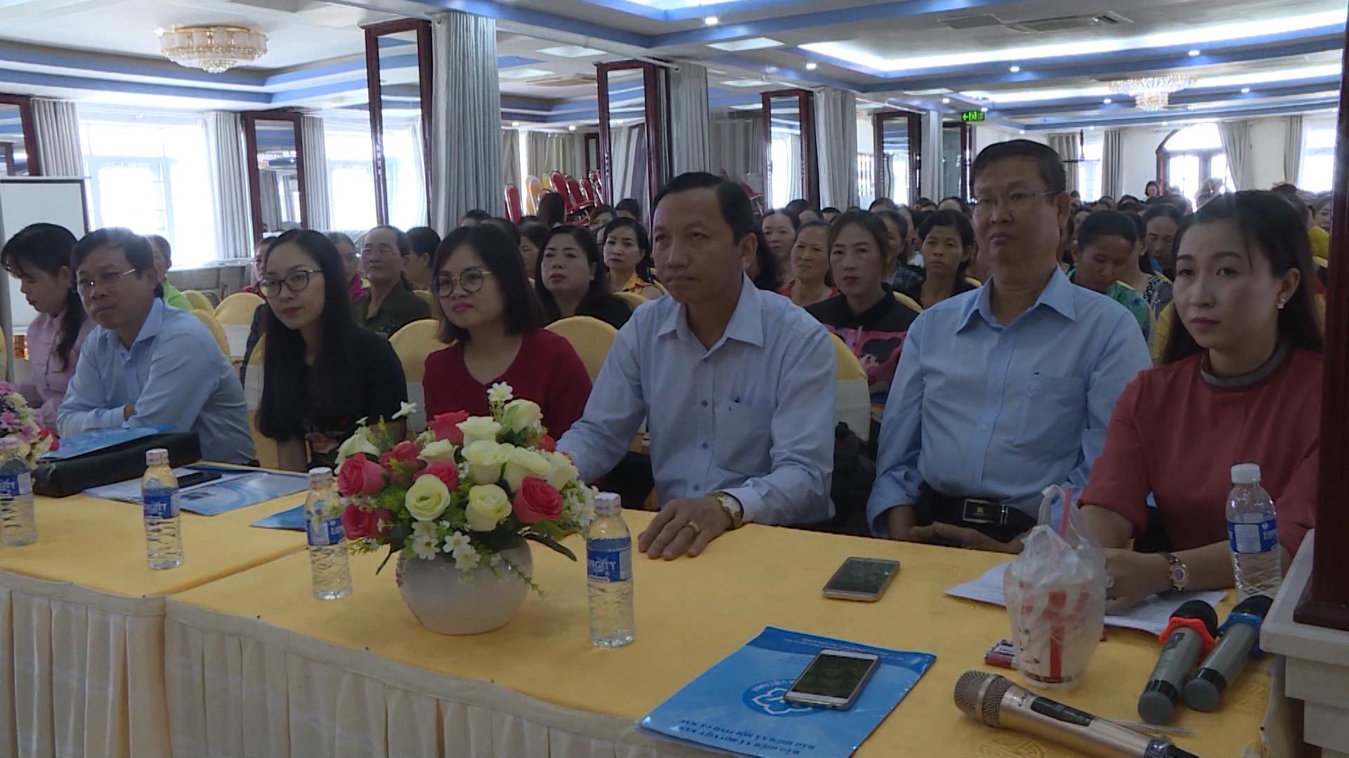 Hội nghị đối thoại về chính sách BHXH - BHYT - BHTN năm 2019