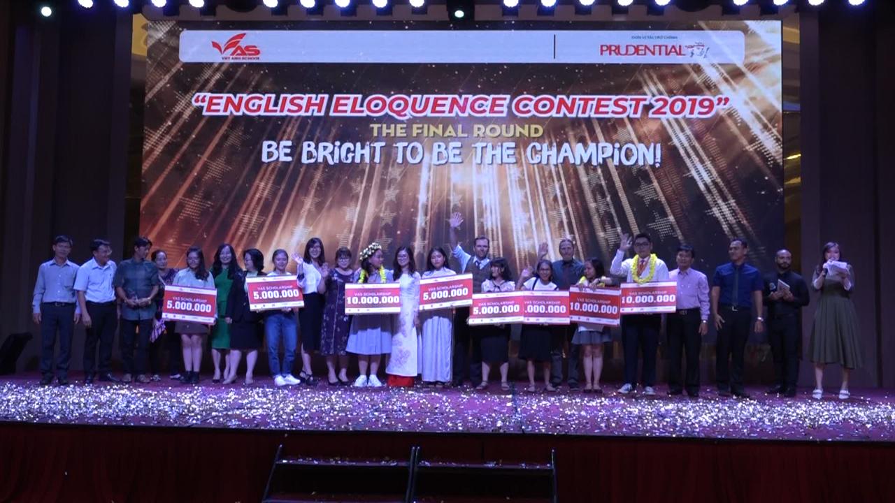 Tổng kết cuộc thi hùng biện tiếng Anh