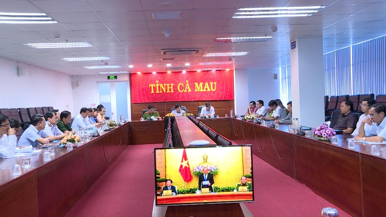 Hội nghị trực tuyến an toàn giao thông