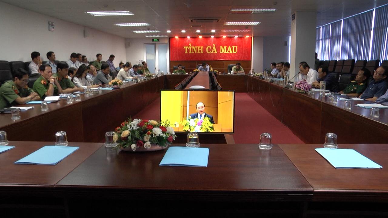 Hội nghị trực tuyến chống buôn lậu