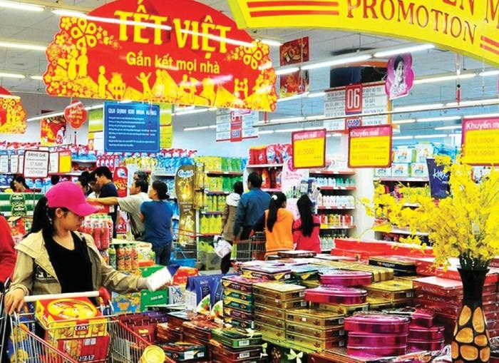 Siêu thị cam kết bán thịt lợn thấp hơn giá thị trường 5% trong dịp Tết