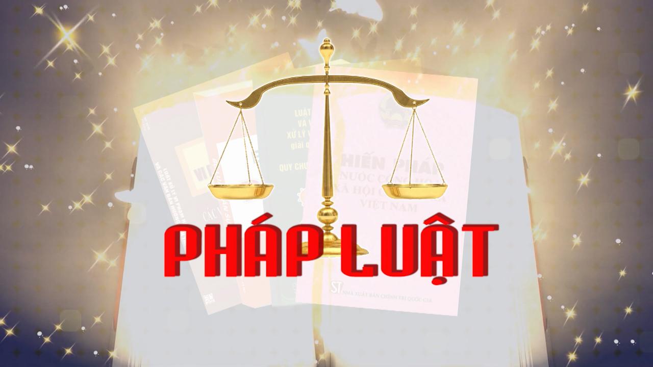 Pháp luật 04-6-2021